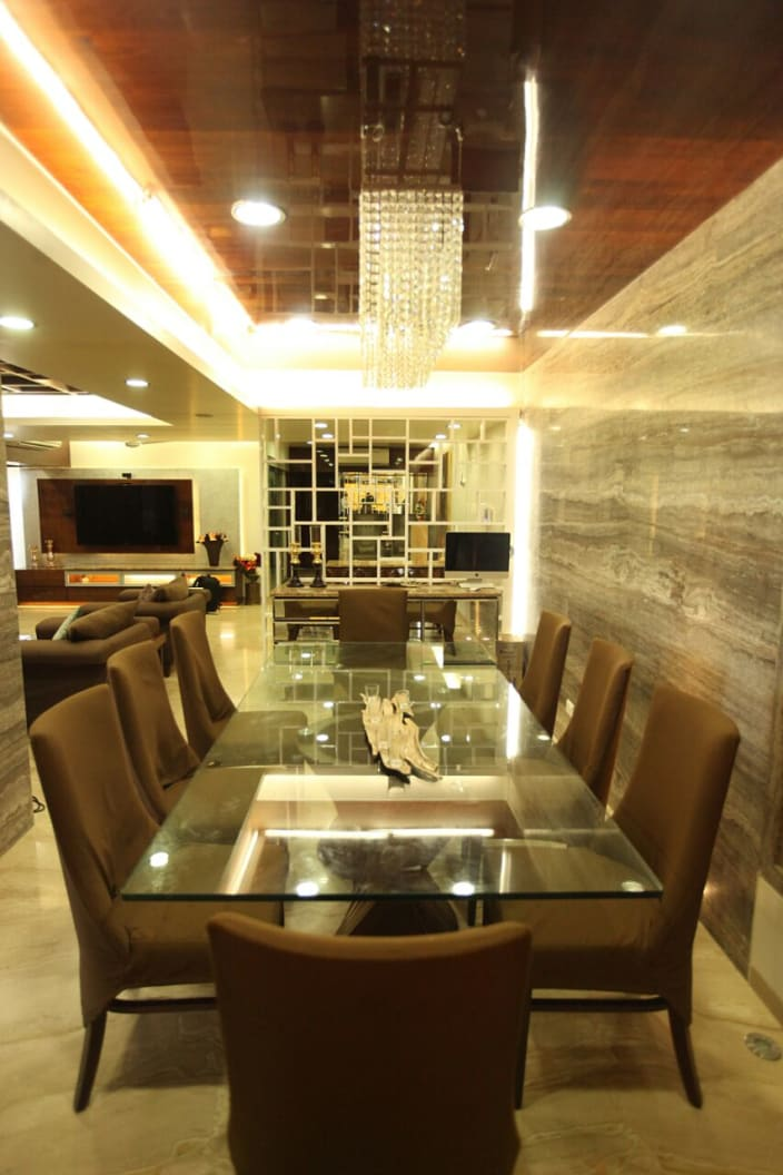 traditional clear all filters all dining rooms traditional homes interior design by santosh pawar - Traditional Interior Design Ideas